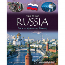 TCR8285 - Travel Through Russia Gr 3Up in Geography