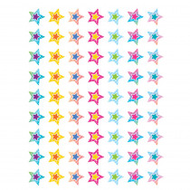 TCR8786 - Colorful Vibes Mini Stickers in Stickers