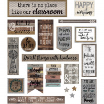 TCR8814 - Home Sweet Classroom Mini Bb St in Classroom Theme