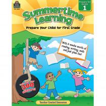 TCR8841 - Summertime Learning Gr 1 in Skill Builders