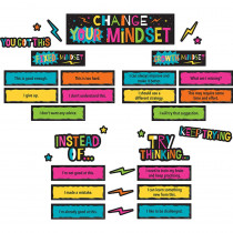 TCR8883 - Change Your Mindset Mini Bb St in Classroom Theme