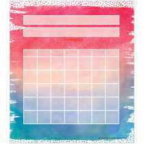 TCR8970 - Watercolor Incentive Charts in Classroom Theme