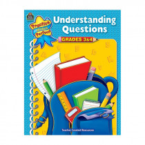 TCR8987 - Pmp Understanding Questions Gr 3-4 in Skill Builders