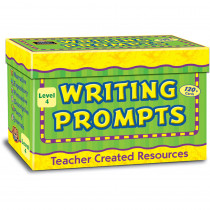 TCR9004 - Writing Prompts Gr 4 in Writing Skills