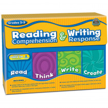 TCR9014 - Gr 2-3 Reading Comprehension & Writing Response in Comprehension