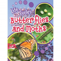 TCR905478 - Butterflies And Moths in Life Science