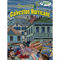 TCR945476 - Surviving The Galveston Hurricane in History