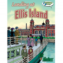 TCR945520 - Landing At Ellis Island in History