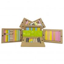 TEGK12001SJG - Classroom Wooden Block Kit in Blocks & Construction Play