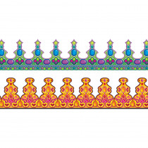 TF-1590 - Classroom Crowns 36Pk 2 Designs 24L in Crowns