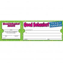 TF-1613 - Good Behavior Ticket Awards in Tickets