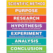 TF-2217 - Scientific Method Friendly Chart Notes in Science