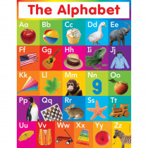 TF-2506 - Alphabet Chart in Language Arts