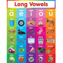 TF-2518 - Long Vowels Chart in Language Arts