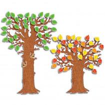 TF-3084 - Bulletin Board Set Classroom Tree Adjustable 41 To 65 in Holiday/seasonal