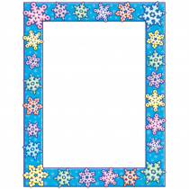 TF-3534 - Snowflakes Printer Paper in Design Paper/computer Paper