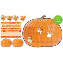 TF-8027 - Pumpkin Puzzle Bulletin Board Set in Holiday/seasonal