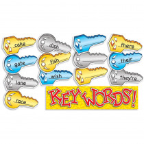 TF-8063 - Mini Bulletin Board Set Key Words in Language Arts