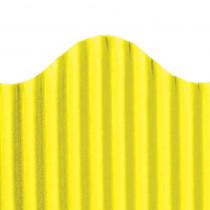 TOP21003 - Corrugated Border Yellow in Bordette