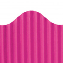 TOP21012 - Corrugated Border Magenta in Bordette