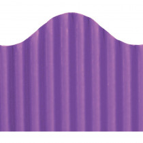 TOP21013 - Corrugated Border Purple in Bordette