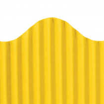 TOP21014 - Corrugated Border Gold in Bordette