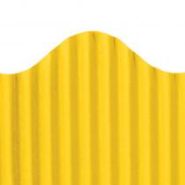 TOP21014 - Corrugated Border Gold in Bordette