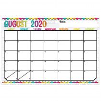 "DIY Dots Desk Academic Calendar, August-July, 13 x 19"" - TOP3009 