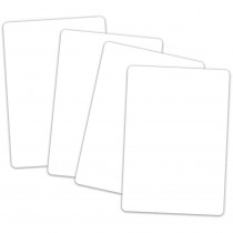 TOP3543 - Pocket Chart Cards White in Folders