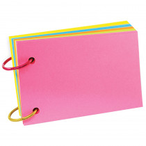 TOP3672 - Ring Notes Blank in Index Cards