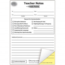 TOP4923 - Teacher Notes Check Points Booklet in General