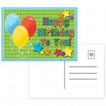 TOP5123 - Postcards Happy Birthday To You in Postcards & Pads