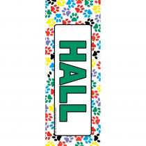 TOP5297 - Passes Hall Paws Pass in Hall Passes
