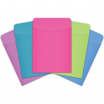 TOP6030 - Brite Pockets Galactic Peel & Stick 2-1/2 X 3-3/4 25Pk in Folders