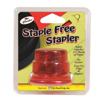 TPG133 - Staple Free Stapler Carded in Staplers & Accessories