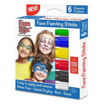 TPG633 - Face Stix Face Painting Sticks in Paint Accessories