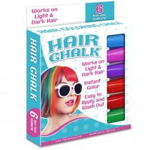 Hair Coloring Chalk, 6 Colors - TPG682 | The Pencil Grip | Chalk