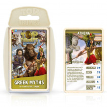 TPU003149 - Greek Mythology Card Game in Card Games