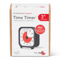 Original Timer 3 Inch (Pocket) - TTMTT03BW | Time Timer | Timers