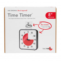 Original Timer 8 Inch (Medium) - TTMTT08BW | Time Timer | Timers