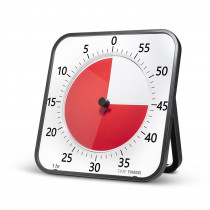 Time Timer MAX, Customizable Visual Timer, 17 - TTMTT72W | Time Timer | Timers""