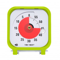 TTMTTG4W - Time Timer 3In Lime Green in Timers