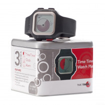 TTMTTW8AW - Time Timer Watch Plus Lg Charcoal in Timers