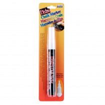 UCH482C0 - Bistro Single Wht Marker Fine Tip in Markers