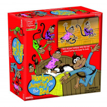 UG-01318 - Five Little Monkeys Jumping On The Bed Game in Math