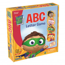 UG-01333 - Super Why Abc Letter Game in Language Arts
