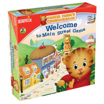 UG-01350 - Welcome To Main Street Game Daniel Tigers Neighborhood in Games