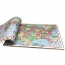 UNI16307 - Us & World Combo Study Pads in Maps & Map Skills