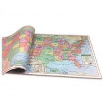 UNI16308 - United States Study Pads in Maps & Map Skills