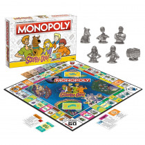 MONOPOLY: Scooby-Doo - USAMN010001 | Usaopoly Inc | Classics